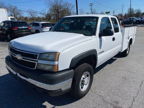 2006 Chevrolet Silverado 2500HD for sale at Brewster Used Cars in Anderson SC