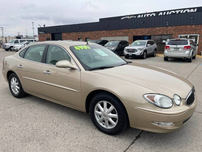 2005 Buick LaCrosse for sale at Motor City Auto Auction in Fraser MI