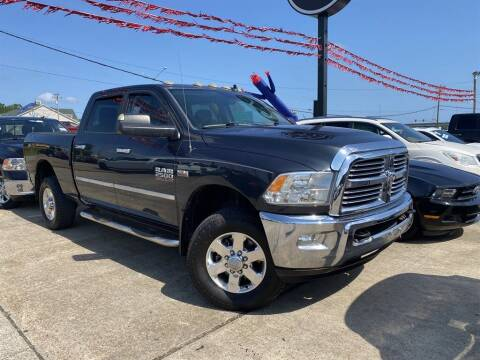 2014 RAM Ram Pickup 2500 for sale at Direct Auto in D'Iberville MS
