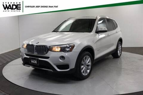 2017 BMW X3 for sale at Stephen Wade Pre-Owned Supercenter in Saint George UT
