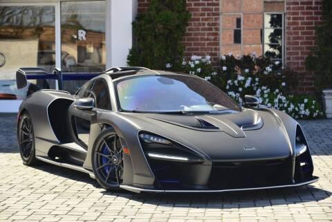 2019 McLaren Senna for sale at O'Gara Coach McLaren Beverly Hills in Beverly Hills CA