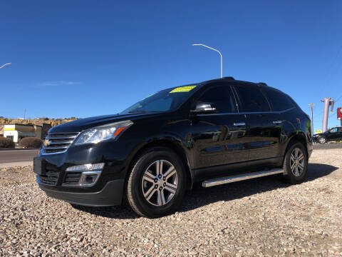 2016 Chevrolet Traverse for sale at 1st Quality Motors LLC in Gallup NM