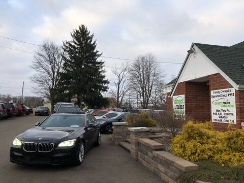 2013 BMW 7 Series for sale at Direct Sales & Leasing in Youngstown OH