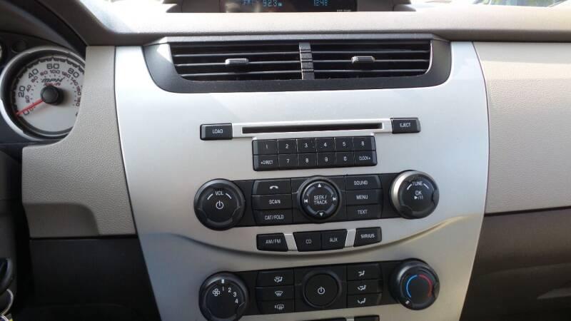 2010 Ford Focus SE 4dr Sedan - Albany NY