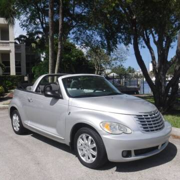 2007 Chrysler PT Cruiser for sale at Choice Auto in Fort Lauderdale FL