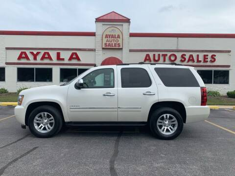 2011 Chevrolet Tahoe for sale at Ayala Auto Sales in Aurora IL