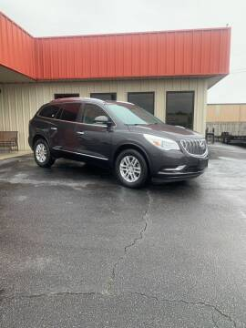 2014 Buick Enclave for sale at AUTO KING in Jonesboro AR