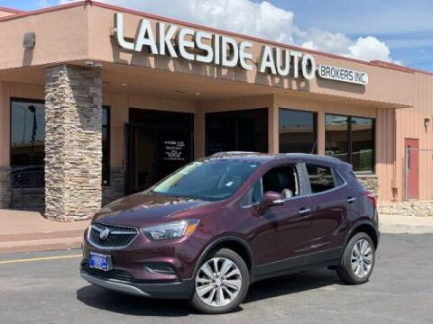 2017 Buick Encore for sale at Lakeside Auto Brokers in Colorado Springs CO