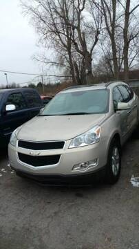 2011 Chevrolet Traverse for sale at Superior Motors in Mount Morris MI