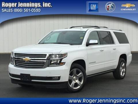 2020 Chevrolet Suburban for sale at ROGER JENNINGS INC in Hillsboro IL