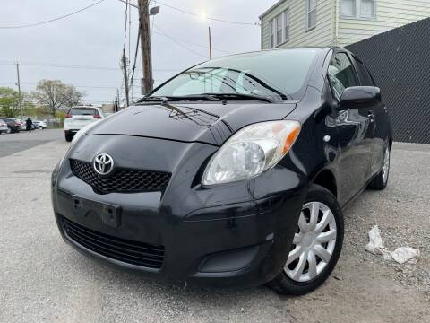 2010 Toyota Yaris for sale at Illinois Auto Sales in Paterson NJ