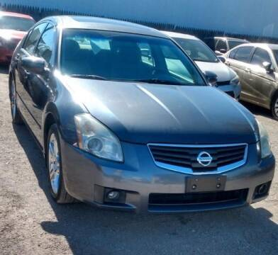 2007 Nissan Maxima for sale at The Kar Store in Arlington TX