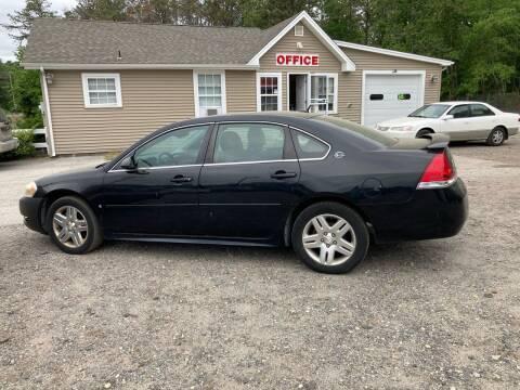 2009 Chevrolet Impala for sale at MIKE B CARS LTD in Hammonton NJ