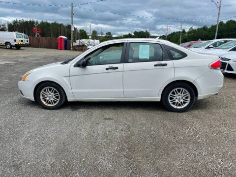 2009 Ford Focus for sale at Upstate Auto Sales Inc. in Pittstown NY