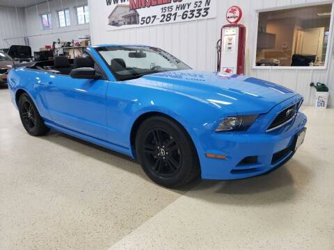 2014 Ford Mustang for sale at Kinsellas Auto Sales in Rochester MN