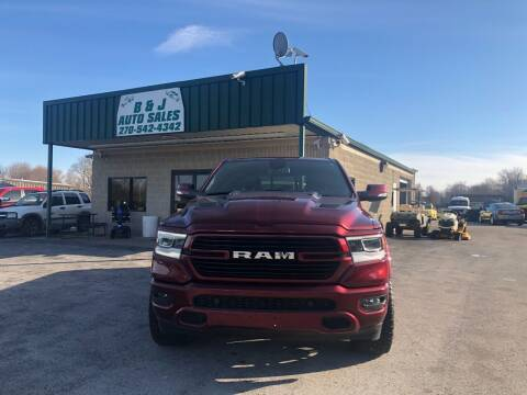 2019 RAM Ram Pickup 1500 for sale at B & J Auto Sales in Auburn KY