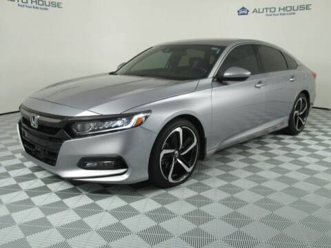 2019 Honda Accord for sale at MyAutoJack.com @ Auto House in Tempe AZ