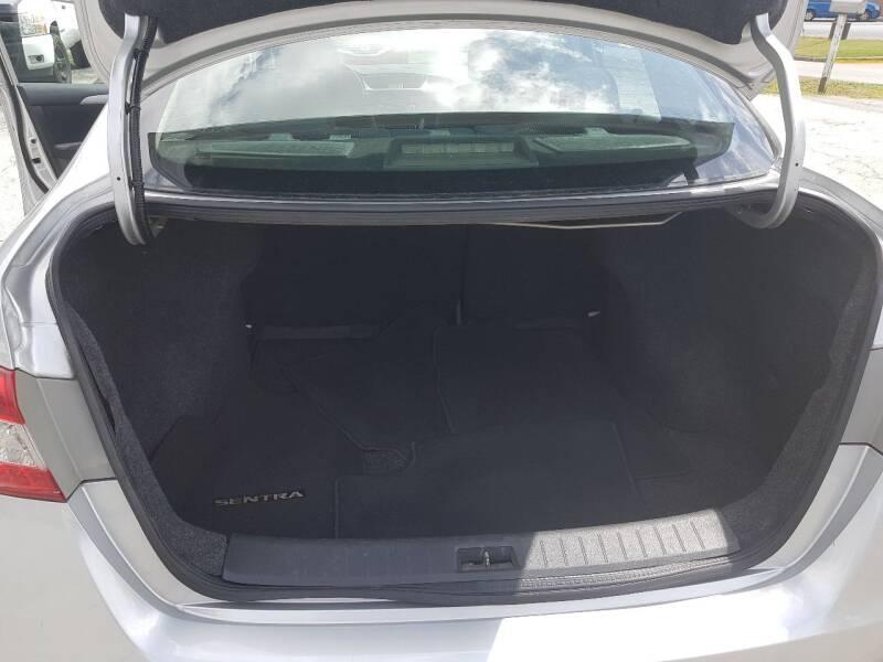 2015 Nissan Sentra S 4dr Sedan CVT - Marietta GA