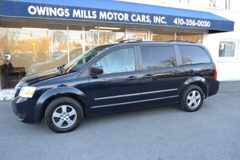 2010 Dodge Grand Caravan for sale at Owings Mills Motor Cars in Owings Mills MD