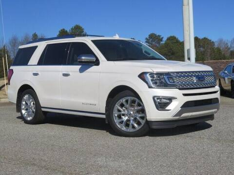 2018 Ford Expedition for sale at HAYES CHEVROLET Buick GMC Cadillac Inc in Alto GA