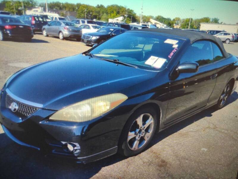 2007 Toyota Camry Solara for sale at Brick City Affordable Cars in Newark NJ