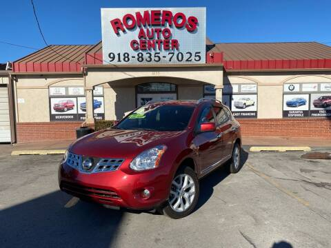 2013 Nissan Rogue for sale at Romeros Auto Center in Tulsa OK