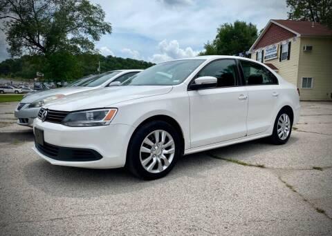 2012 Volkswagen Jetta for sale at Unique LA Motor Sales LLC in Byrnes Mill MO