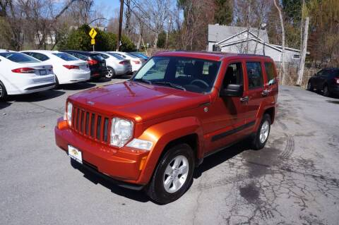 2009 Jeep Liberty for sale at Autos By Joseph Inc in Highland NY