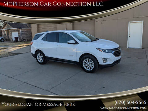 2019 Chevrolet Equinox for sale at McPherson Car Connection LLC in Mcpherson KS