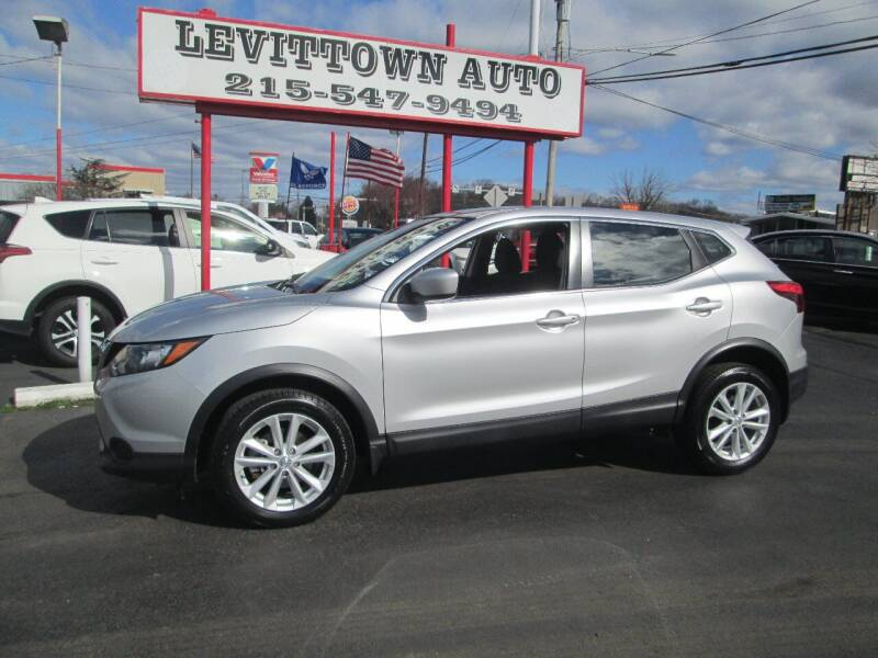 2017 Nissan Rogue Sport for sale at Levittown Auto in Levittown PA