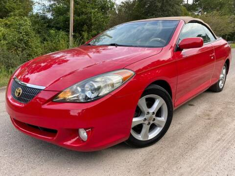 2005 Toyota Camry Solara for sale at Next Autogas Auto Sales in Jacksonville FL