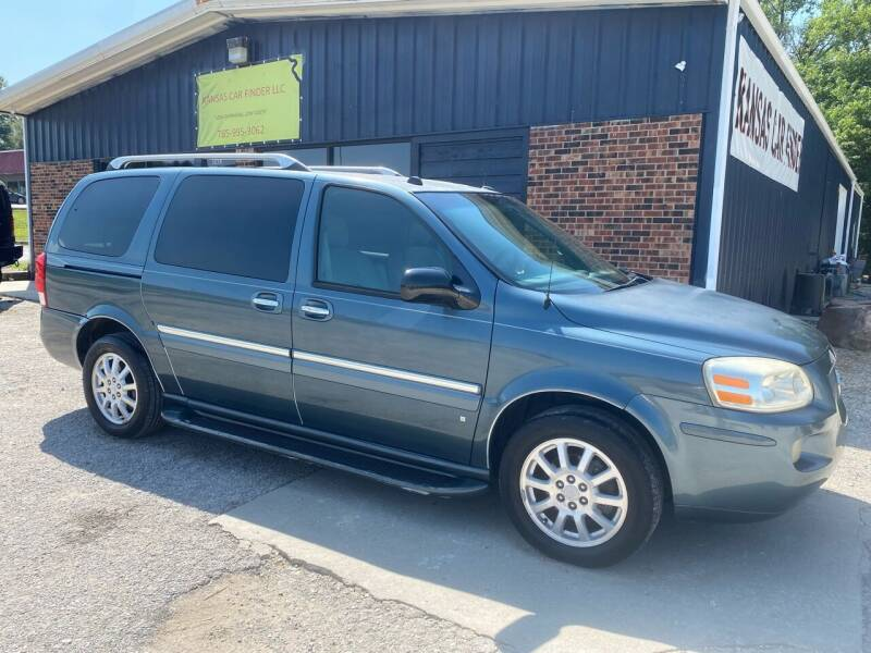 2006 Buick Terraza for sale in Valley Falls, KS