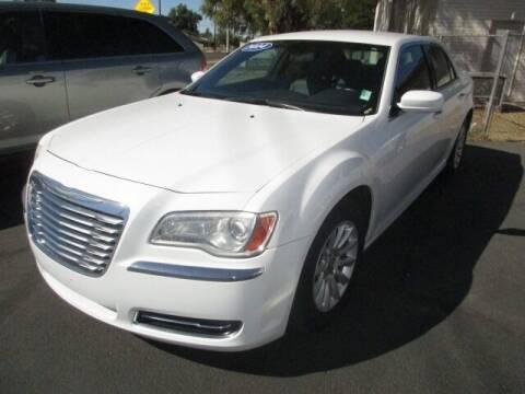 2014 Chrysler 300 for sale at DORAMO AUTO RESALE in Glendale AZ