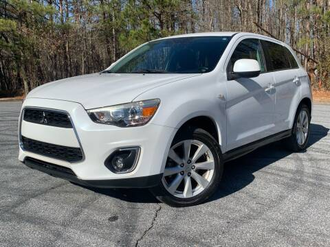 2013 Mitsubishi Outlander Sport for sale at Global Imports Auto Sales in Buford GA