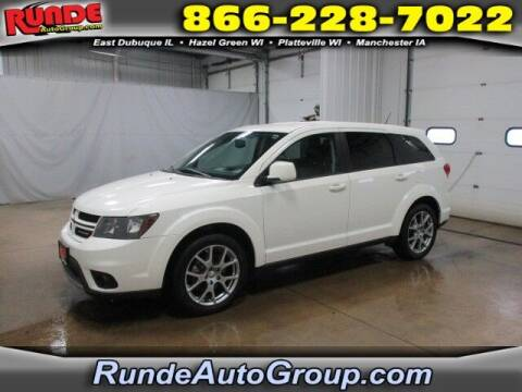 2016 Dodge Journey for sale at Runde PreDriven in Hazel Green WI
