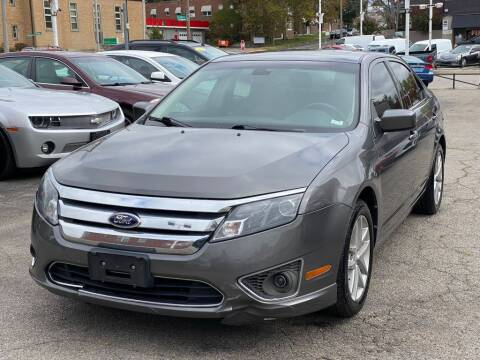 2012 Ford Fusion for sale at IMPORT Motors in Saint Louis MO
