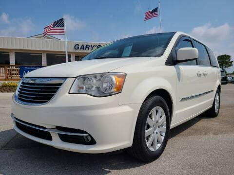 2013 Chrysler Town and Country for sale at Gary's Auto Sales in Sneads NC