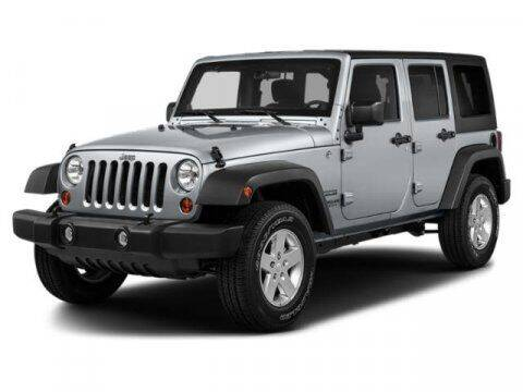 2018 Jeep Wrangler JK Unlimited for sale at HILAND TOYOTA in Moline IL