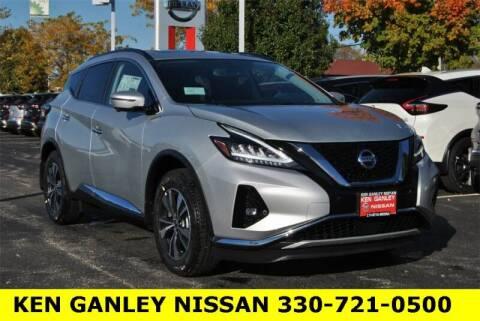2020 Nissan Murano for sale at Ken Ganley Nissan in Medina OH