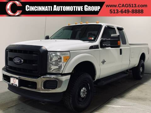 2015 Ford F-250 Super Duty for sale at Cincinnati Automotive Group in Lebanon OH