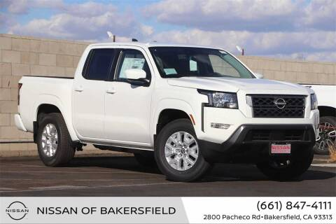 2022 Nissan Frontier for sale at Nissan of Bakersfield in Bakersfield CA