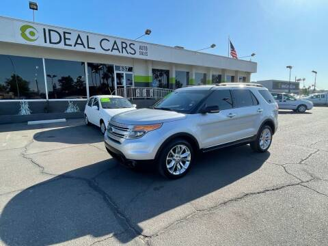 2012 Ford Explorer for sale at Ideal Cars Apache Junction in Apache Junction AZ