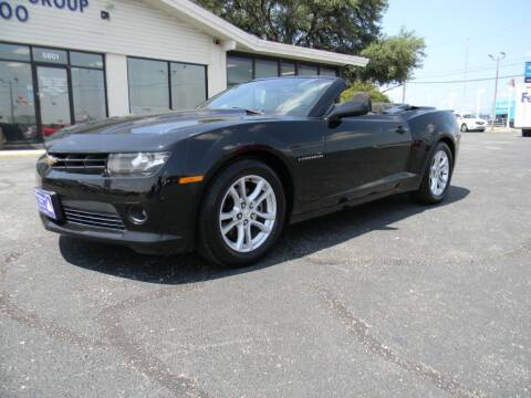 2014 Chevrolet Camaro for sale at MARK HOLCOMB  GROUP PRE-OWNED in Waco TX