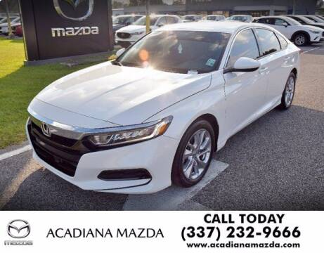 2019 Honda Accord for sale at Acadiana Automotive Group in Lafayette LA