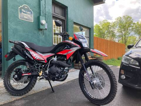 2020 VITACCI RAVEN for sale at Last Frontier Inc in Blairstown NJ