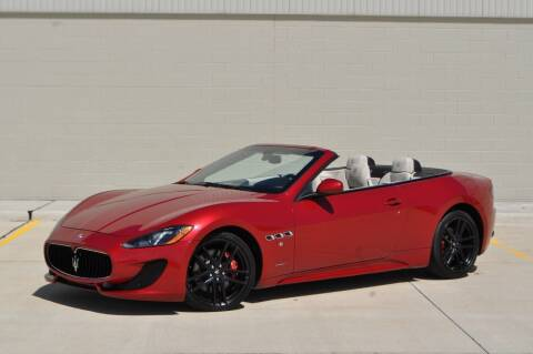 2015 Maserati GranTurismo for sale at Select Motor Group in Macomb Township MI