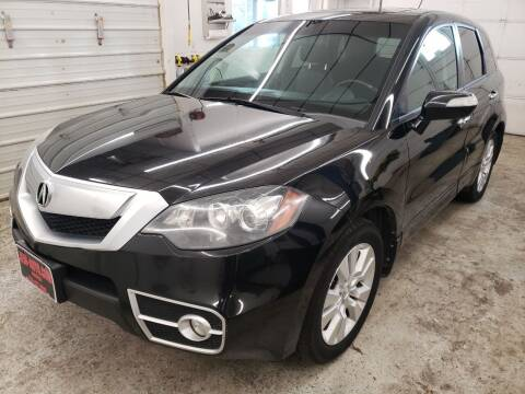 2011 Acura RDX for sale at Jem Auto Sales in Anoka MN