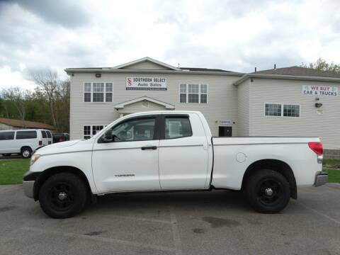 2009 Toyota Tundra for sale at SOUTHERN SELECT AUTO SALES in Medina OH