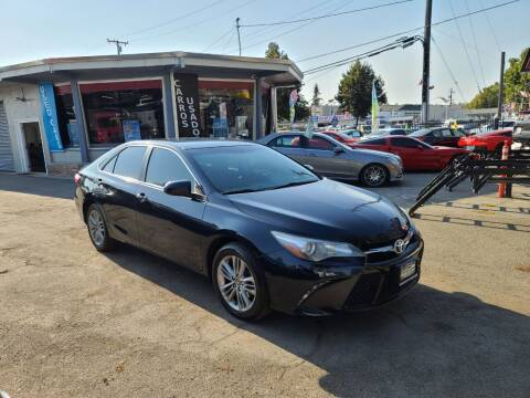 2016 Toyota Camry for sale at Imports Auto Sales & Service in San Leandro CA