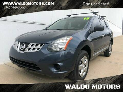 2015 Nissan Rogue Select for sale at WALDO MOTORS in Kansas City MO